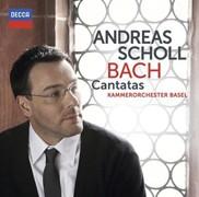 Andreas Scholl Cantatas