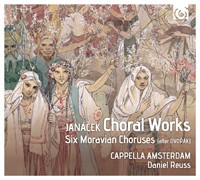 Leos Janacek. Six choirs Moravians