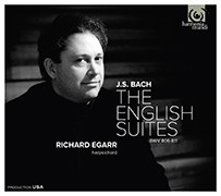 Bach English Suites