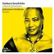 Hendricks. songs Brahms