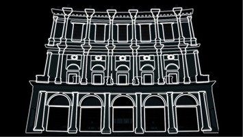 Mapping the Teatro Real in Madrid
