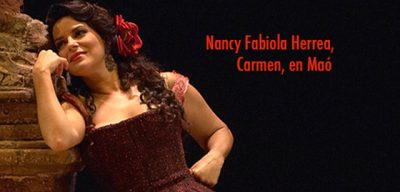 Nancy Fabiola Herrera in Carmen