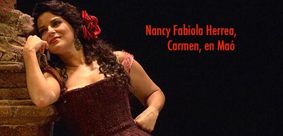 Nancy Fabiola Herrera en Carmen