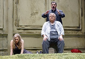Parsifal am Teatro Real
