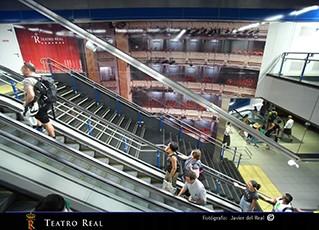 Ópera y metro