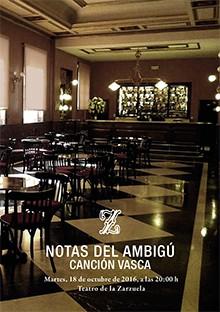 Ambigú Teatro de la Zarzuela