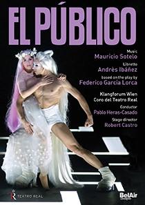 dvd El Público