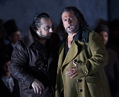 Otello at the Teatro Real Madrid