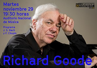 RICHARD GOODE en el click the Scherzo