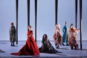 Iphigenia en Tracia en el Teatro de la Zarzuela de Madrid