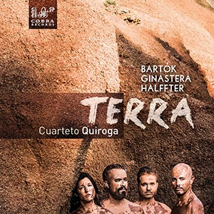 Quiroga Quartet new album
