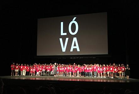 Gala LOVA en el Teatro Real