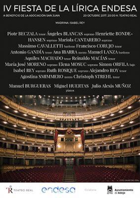 Lyrical Gala Endesa
