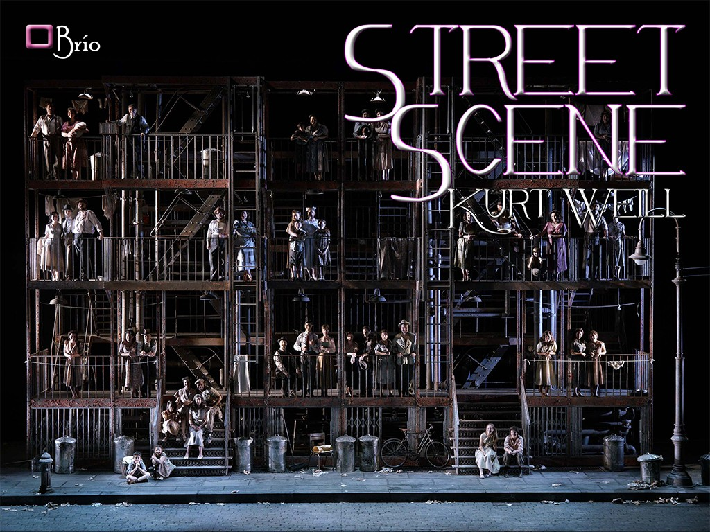 Street Scene, the masterpiece of Kurt Weill in Real