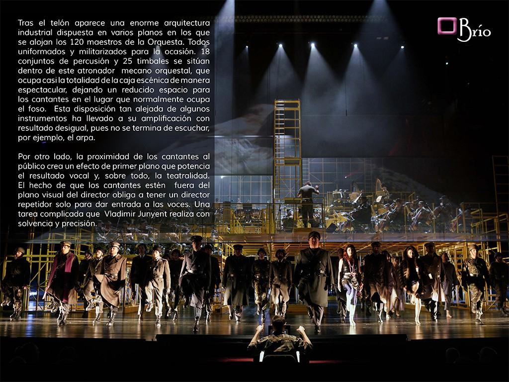 Die Soldaten en el Teatro Real