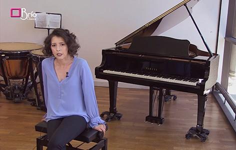 Entrevista a Lisette Oropesa en el Teatro Real.