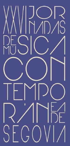 XXVI Jornadas de Música Contemporánea