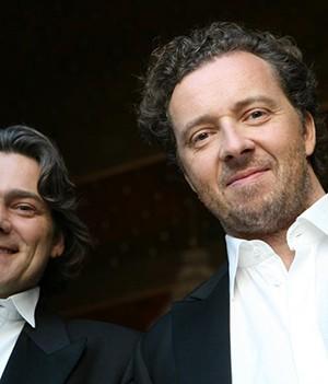 Gerhaher y Huber