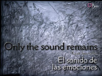 Only the sound remains-1