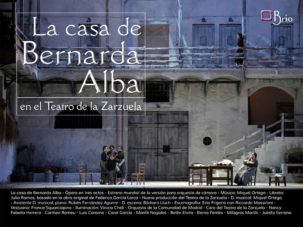 Das Haus der Bernarda Alba 1