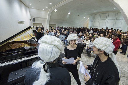 Mozart en Les Arts