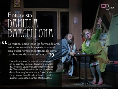 Entrevista Daniala Barcellona