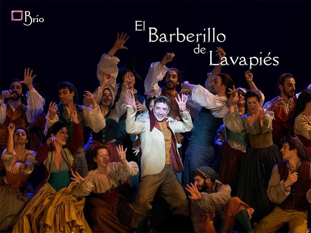 El Barberillo de Lavapiés en el Teatro de la Zarzuela