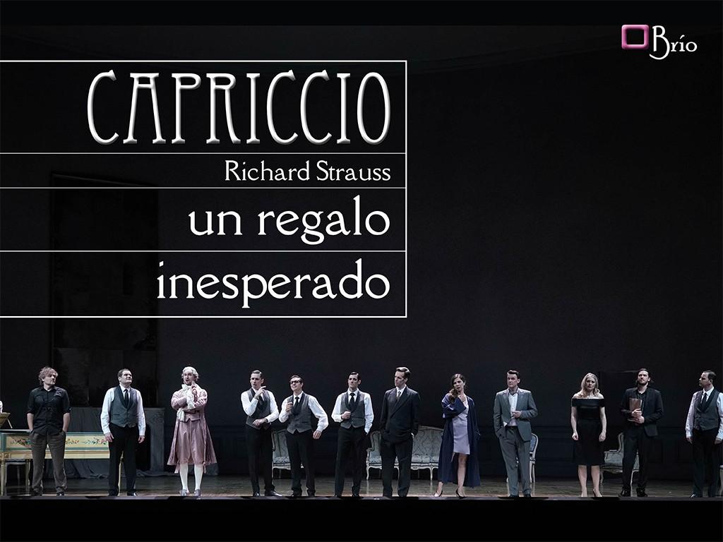 Capriccio, de Strauss, un regalo inesperado en el Teatro Real