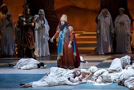 Nabuco, Plácido Domingo, Les Arts
