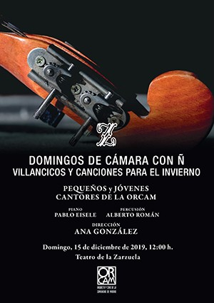 Villancicos ne el Teatro de la Zarzuela