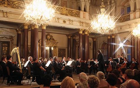 Orquesta de Cámara Rusa de San Petersburgo © Jens Paul Taubert 2