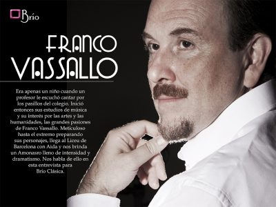 Interview Franco Vassallo