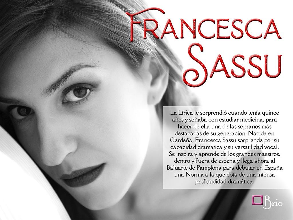 Francesaca Sassu, entrevista