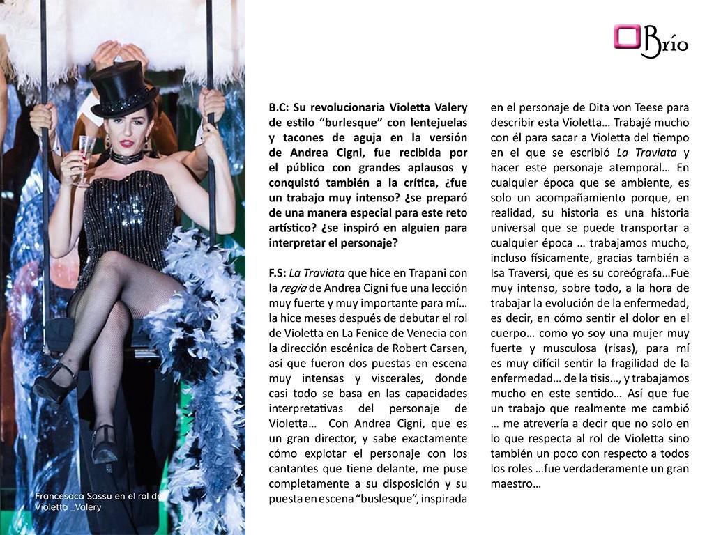 Francesaca Sassu, entrevista4