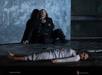 Otello, Teatro Real