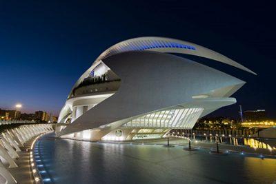 Palau Arts in Valencia
