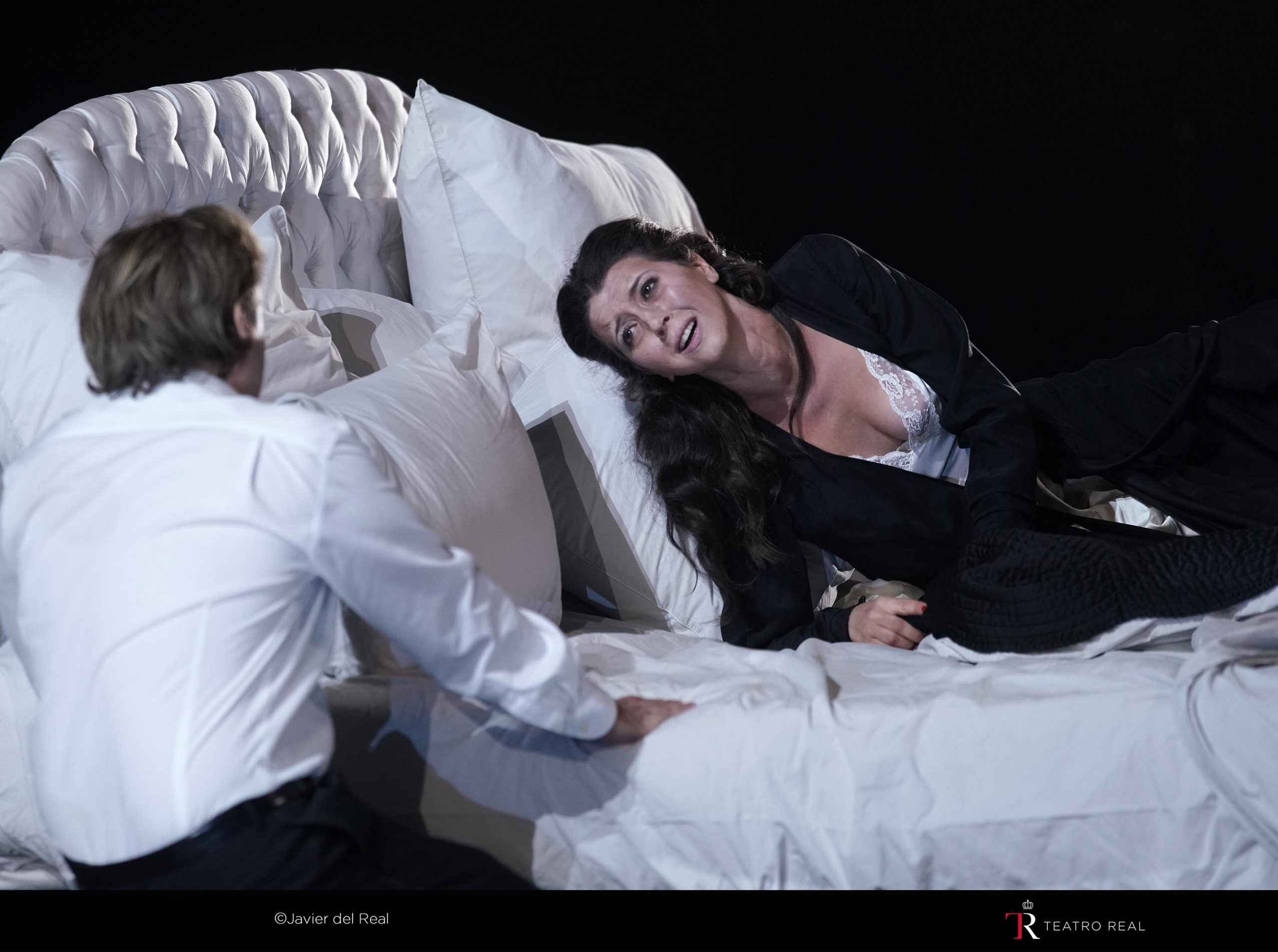 Lissette Oropesa at LaTraviata Teatro Real Madrid
