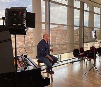 Entrevista Riccardo Frizza